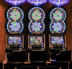 casinos et machines à sous