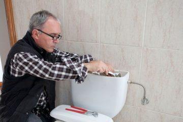 Comment changer un mécanisme de chasse d'eau