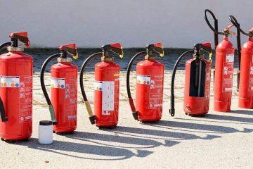 prévenir les incendies sur le lieu de travail